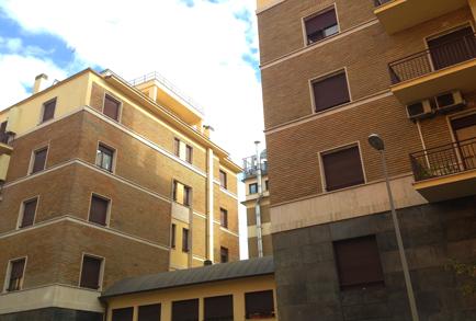 Roma via di Tor Fiorenza 56-58