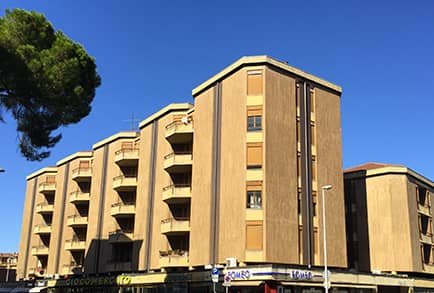 Firenze via Antonio Zobi